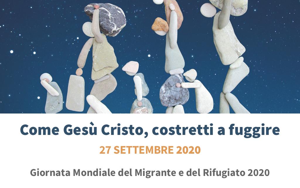 Giornata Mondiale Migrante Rifugiato 2020